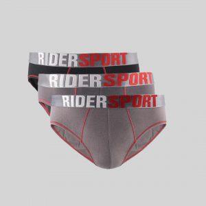 Rider Sport Brief Man R337B Multi Colour Box 3 in 1 ...